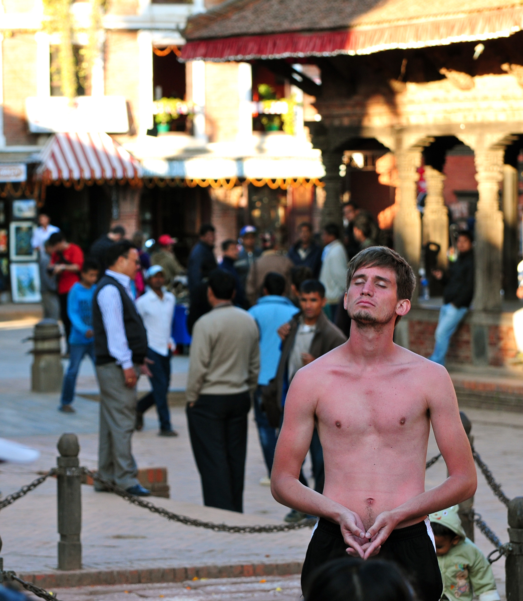 In Photos: Durbar Square before Earthquake